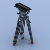 SACHTLER Film Camera Tripod
